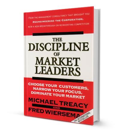 Обложка книги The Discipline of Market Leaders